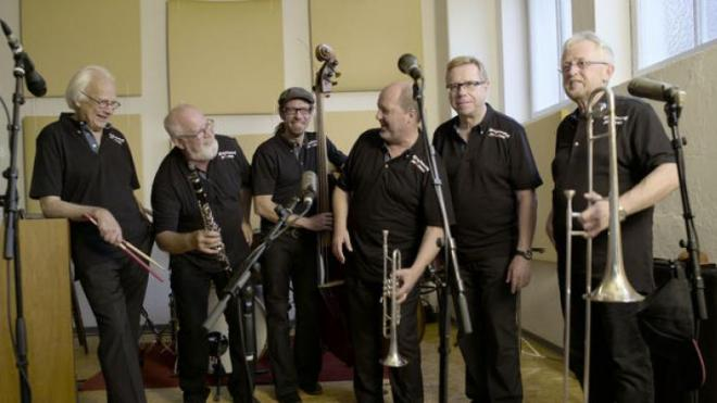 Greyhound Jazzmen