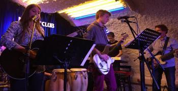 Musikschule goes Muddys