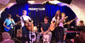Musikschule goes Muddy's